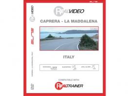 DVD CAPRERA-LA MADDALENA