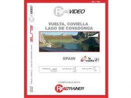 DVD COVIELLA-LAGO DE COVADONGA, VUELTA