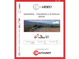 DVD ANDORRA-FIGUEROLA D'ORCAU, VUELTA