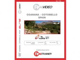 DVD COANANA-COTOBELLO, VUELTA
