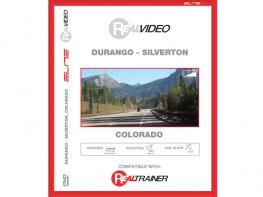 DVD DURANGO-SILVERTON, COLORADO
