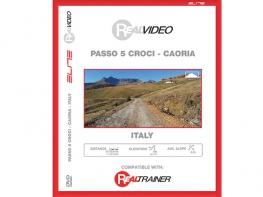 DVD MTB PASSO 5 CROCI-CAORIA