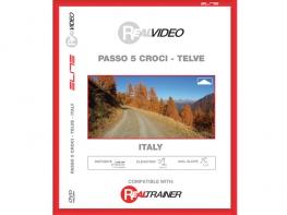 DVD MTB PASSO 5 CROCI-TELVE