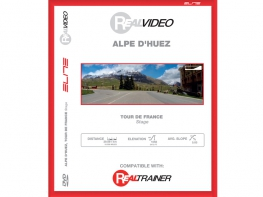 DVD ALPES D'HUEZ TDF