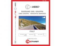 DVD CIMA GRAPPA-VERSANTE SEMONZO