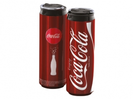 BORRACCIA CAN COCA COLA ROSSA CLASSIC ALU 750ML