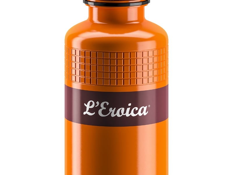 New Elite Eroica Vintage Style Water Bottles 550 ml Various Colors Available