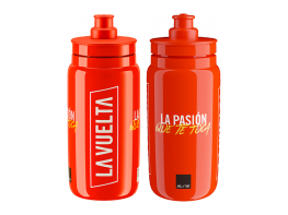 BORRACCIA FLY 550ML VUELTA ICONIC ROSSA 2020