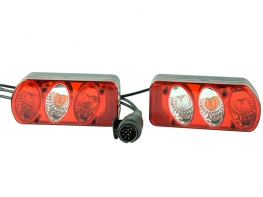 TAILLIGHTS WITH BIKE CARRIER CABLE