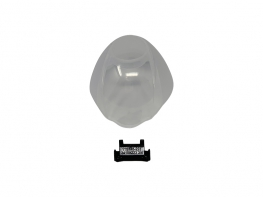 COVER CAP AND CAP LOCK FOR MONOBLOCK OMBRA BOTTLE